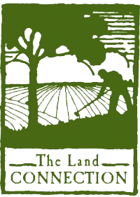 Land Connection logo