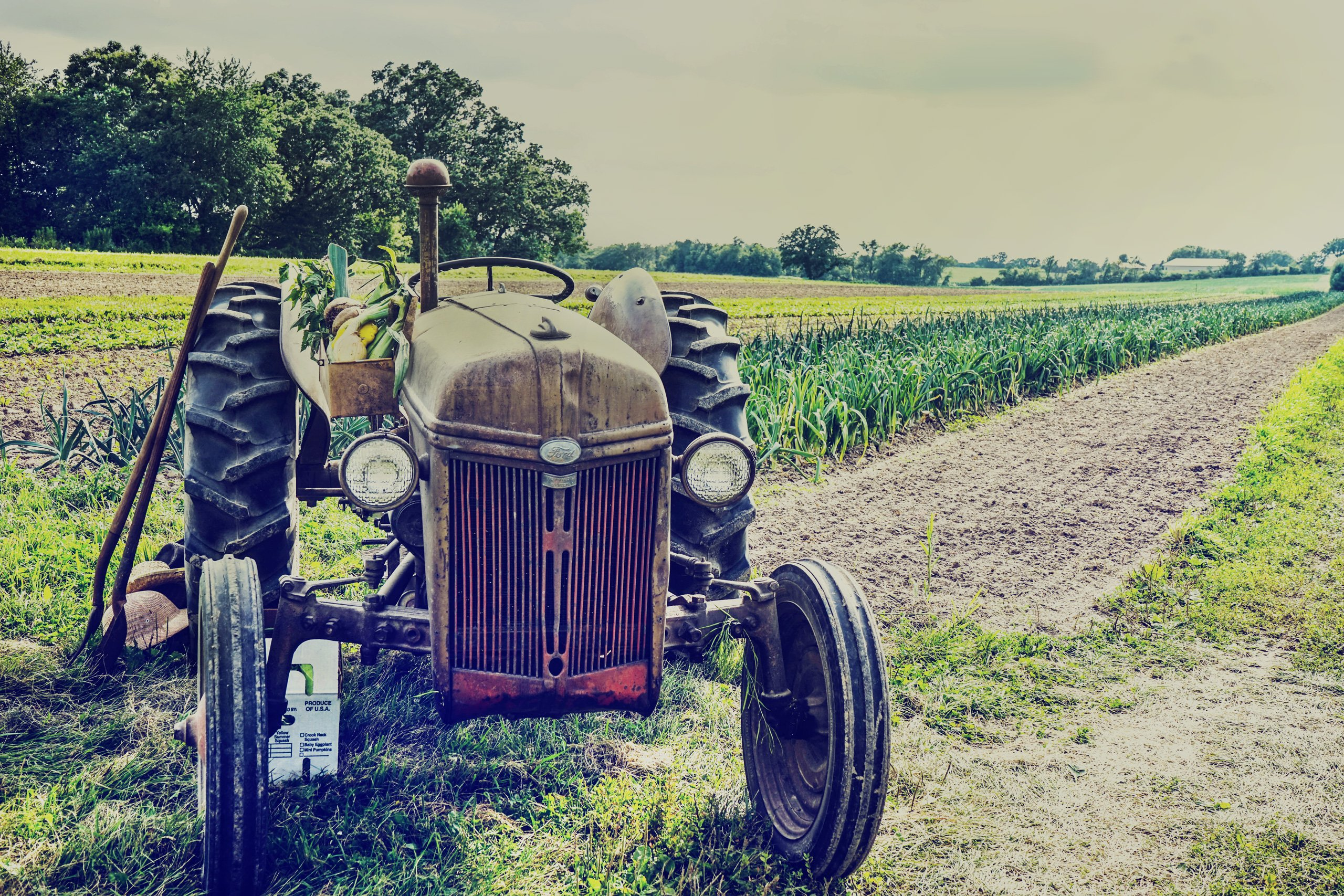 FIND YOUR ROUTE [tractor]